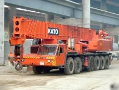 Автокран «Като» (10 т, 25 т, 50 т).