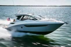 Searay Sundancer. 2017 год год, длина 11,45м., двигатель стационарный, 700,00л.с., дизель. Под заказ