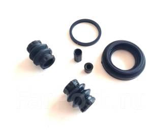 Ремкомплект суппорта. Toyota Corolla, CDE120, NDE120, ZZE120, ZZE120L, ZZE121, ZZE121L, ZZE123, ZZE123L Двигатели: 1CDFTV, 1NDTV, 2ZZGE, 3ZZFE, 4ZZFE