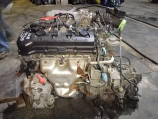 Двигатель в сборе. Nissan Bluebird Sylphy, QNG10 Nissan Wingroad, WHNY11, WHY11 Nissan AD, WHNY11, WHY11 Двигатель QG18DE