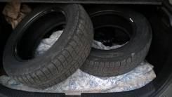 Blackstone CD 2000. Зимние, без шипов, износ: 70%, 2 шт
