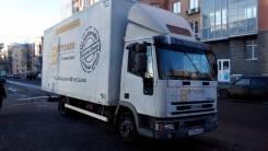 Iveco Eurocargo. Продается грузовик Ивеко еврокаго .15 европаллет. Рессора+пневмо, 5 878 куб. см., 7 498 кг.