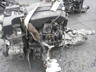 Двигатель в сборе. Toyota: Cresta, Chaser, Crown Majesta, Crown, Mark II Двигатель 1GFE