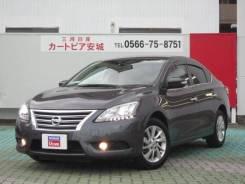 Nissan Sylphy. автомат, передний, 1.8, бензин, 28тыс. км, б/п. Под заказ