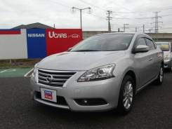 Nissan Sylphy. автомат, передний, 1.8, бензин, 32тыс. км, б/п. Под заказ