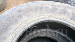 Bridgestone Dueler H/T. Всесезонные, 2009 год, износ: 10, 4 шт