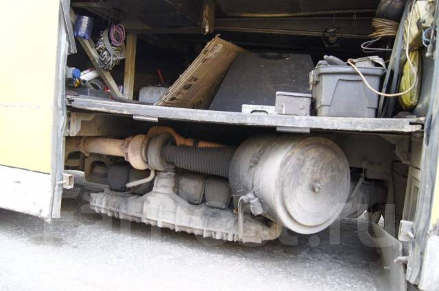 Volvo B10M. Vanhool-volvo B10M, 9 597 куб. см., 49 мест