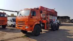 Камаз. 44108 с КМУ Kanglim 1256, 11 900 куб. см., 22 000 кг. Под заказ