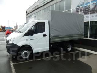 ГАЗ Газель Next. ГАЗель NEXT, 2 800 куб. см., 1 500 кг.