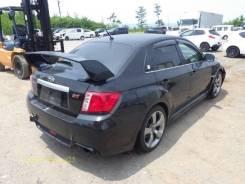 Спойлер. Subaru Impreza WRX STI, GE, GVB, GVF