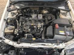Двигатель в сборе. Toyota Corona, CT190 Двигатели: 2C, 2CIII, 2CL