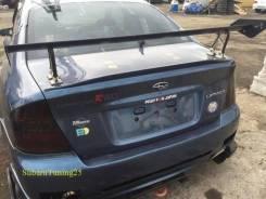 Спойлер. Subaru Legacy B4, BL5
