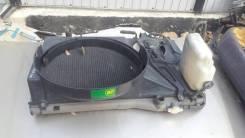 Радиатор охлаждения двигателя. Toyota Soarer, JZZ30