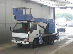 Mitsubishi Canter. Продается автовышка, 4 210 куб. см., 15 м.