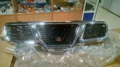 Решетка радиатора. Nissan Qashqai, J10 Двигатели: MR20DE, HR16DE