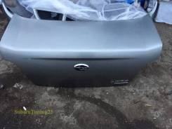 Крышка багажника. Subaru Impreza WRX STI, GDB