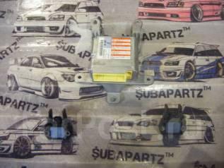 Датчик airbag. Subaru Legacy B4, BLE Subaru Legacy, BL9, BPH, BPE, BLE, BP5, BP9, BL5 Двигатели: EZ30D, EJ204, EJ203, EJ20X, EJ20Y, EJ30D, EJ255, EJ25...