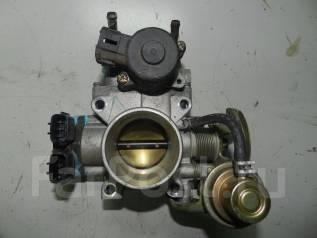 Заслонка дроссельная. Nissan Tino, V10M, V10 Nissan Bluebird Sylphy, QG10 Двигатель QG18DE
