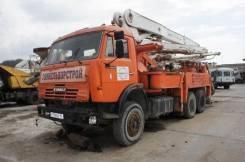 Камаз 53229. Камаз-53229-15 (автобетононасос) год 2003 в ст. Медведовская. г. Сочи