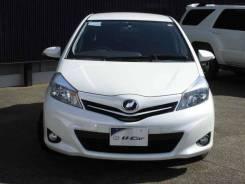 Toyota Vitz. автомат, передний, 1.3, бензин, 36 тыс. км, б/п. Под заказ