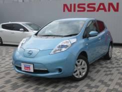 Nissan Leaf. автомат, передний, электричество, 12 000тыс. км, б/п. Под заказ