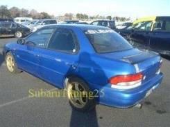 Крышка багажника. Subaru Impreza WRX STI, GC8