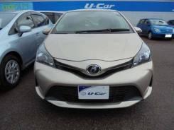Toyota Vitz. автомат, передний, 1.3, бензин, 4 тыс. км, б/п. Под заказ