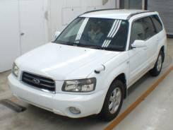 Стекло лобовое. Subaru Forester, SG5