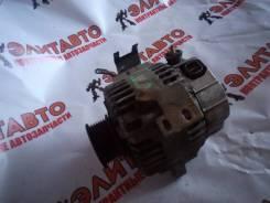 Генератор. Toyota Estima, ACR30, ACR30W Двигатель 2AZFE