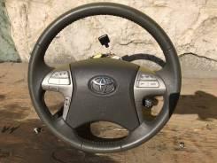 Руль. Toyota Camry, ACV40, GSV40, AHV40 Двигатели: 2AZFXE, 2AZFE, 2GRFE