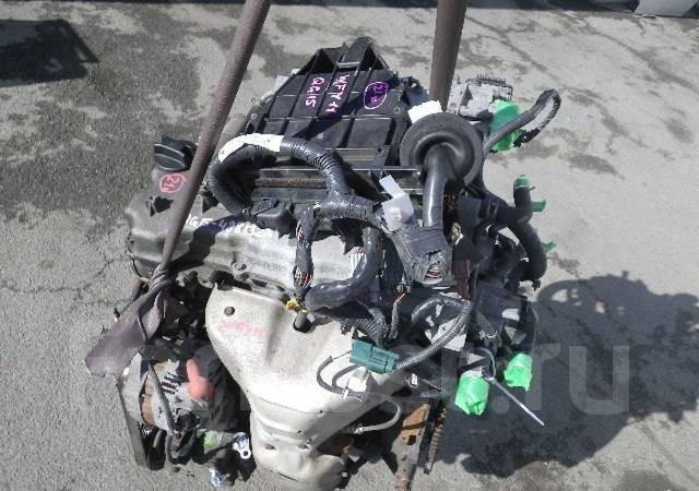 Двигатель в сборе. Nissan: Wingroad, Bluebird Sylphy, AD, Almera, Sunny Двигатели: QG15DE, QG18DE, YD22DDT