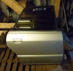 Дверь задняя правая Audi A8 4D D2
