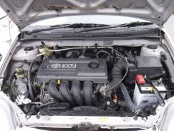 Двигатель в сборе. Toyota: Corolla Fielder, Opa, Corolla, Corolla Spacio, Caldina, Vista, Premio, Allex, WiLL VS, Wish, Allion, Corolla Runx Двигатель...