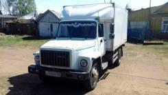 ГАЗ 3309. Фургон изотермический 2834FE (3309), 4 750 куб. см., 4 000 кг.