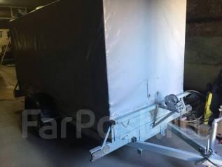 Алтайтрансмаш-сервис ГТ-ТР-04 Скиф. Продается прицеп для квадроцикла-снегохода, 750кг.