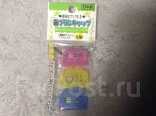 Чехлы на зубные щетки . Япония
