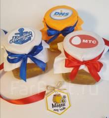 Корпоративные Подарки Подарочные наборы с чаем и мёдом