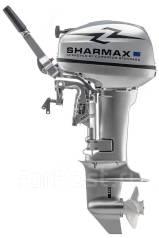 Sharmax. 15,00л.с., 2-тактный, бензиновый, нога S (381 мм), Год: 2017 год