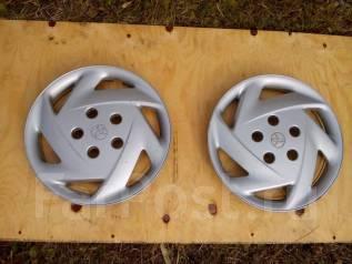 """Пара Оригинальных Колпаков на Toyota Ipsum (Camry) R 14. Диаметр 14"""", 1 шт."""