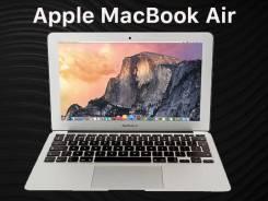 Apple MacBook Air 13 2016 Early MMGF2. 13.3дюймов (34см), ОЗУ 8192 МБ и больше, диск 128 Гб, WiFi, Bluetooth, аккумулятор на 12 ч.