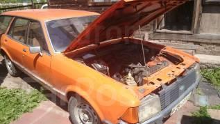 Стекло боковое. Ford Granada