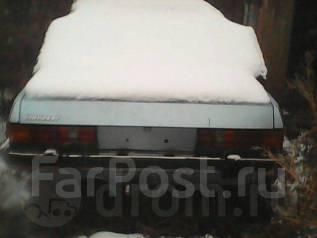 Крышка багажника. Ford Granada