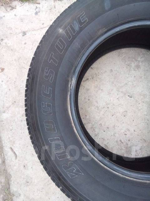 Bridgestone Dueler H/T 684II. Всесезонные, 2007 год, износ: 20%, 1 шт