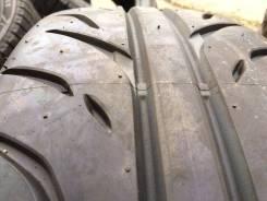 Dunlop Direzza ZII. Летние, 2013 год, износ: 5%, 2 шт