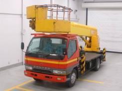 Mitsubishi Canter. автовышка 22м, 5 200 куб. см., 22 м. Под заказ