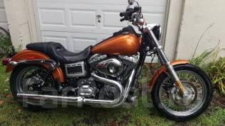Harley-Davidson Dyna Low Rider. 1 688 куб. см., исправен, птс, с пробегом