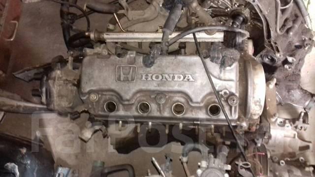 Двигатель в сборе. Honda: Logo, Civic Shuttle, City, Civic, Civic Ferio, Partner Двигатели: D13B, D13B7, D13B6, D13B8, D13B1, D13B2, D13B3