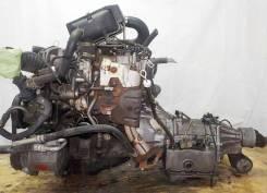 Двигатель в сборе. Mitsubishi Toppo BJ Mitsubishi Pajero Mini Двигатель 4A30T. Под заказ