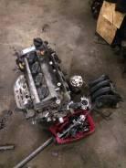 Двигатель в сборе. Toyota: Echo, Vitz, Belta, Yaris, Soluna Vios, Vios, Ractis, Platz Двигатели: 1SZFE, 2SZFE