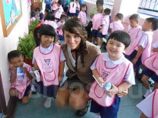 Работа в Таиланде (Teach & Travel Thailand)